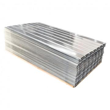 Tabla galvanizata cutata 0,8 H35