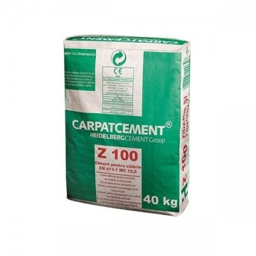 Mortar zidarie Z100 Carpatcement